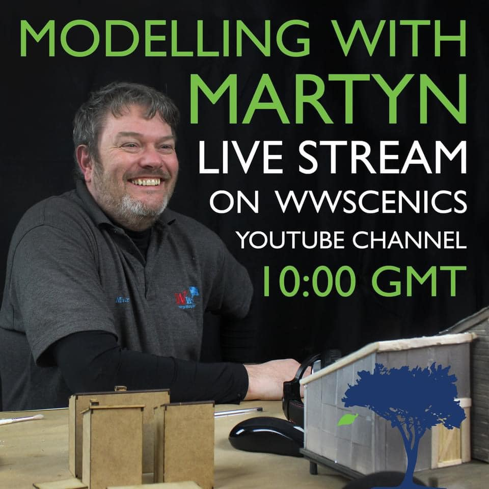 Modelling with Martyn Offers