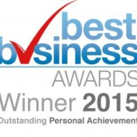 Best Business Award 2015