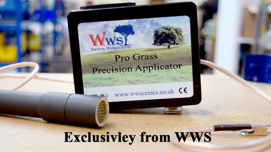 Pro Grass Precision Applicator Tutorial & Demonstrating
