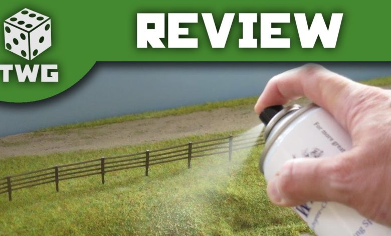 Twg Review Static Grass Layering Spray