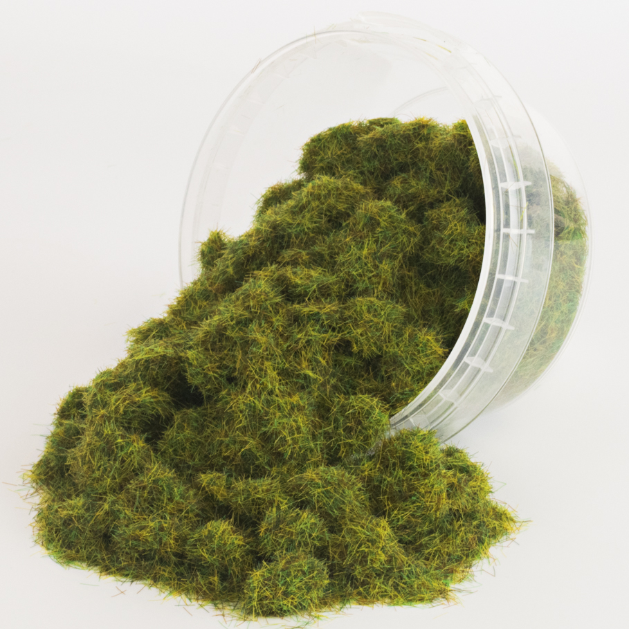 Static Grass Foliage Scatter WWS 4mm Scorched 50g Nylon Flock