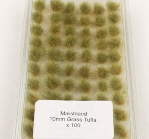 Battle Ground 10mm Grass Tufts Marshland Self Adhesive