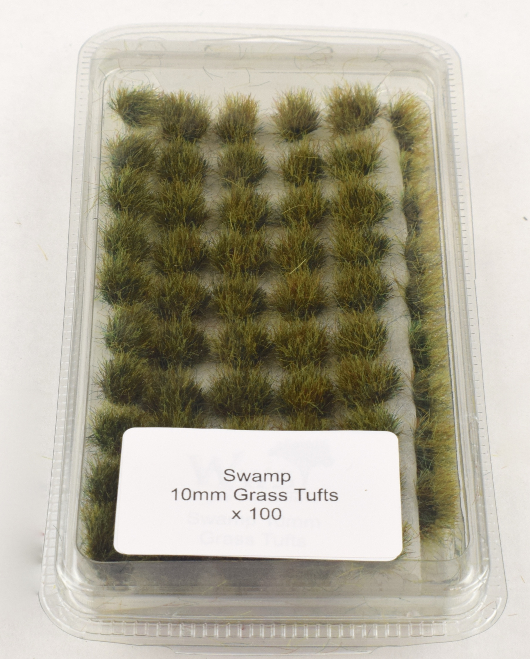 Battle Ground 10mm Grass Tufts Swamp Tufts 100
