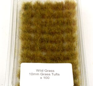 Battle Ground 10mm Tufts Wild Grass Self Adhesive