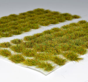 Wws Autumn 6mm Self Adhesive Grass Tufts X 100