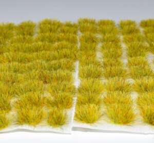 Wws Spring 6mm Self Adhesive Grass Tufts X 100