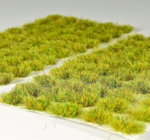 Wws Summer 6mm Self Adhesive Grass Tufts X 100