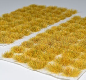 Wws Wild Meadow 6mm Self Adhesive Grass Tufts X 100