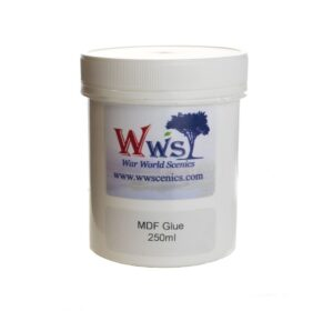 MDF Glue 250ml pot