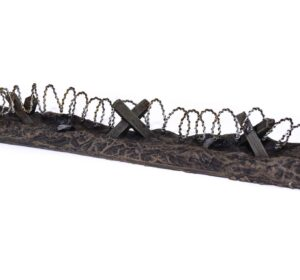 Barbed Wire Defensive Position