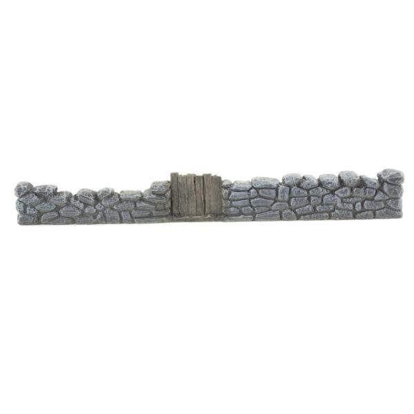 Dry Stone Wall & Gate 2