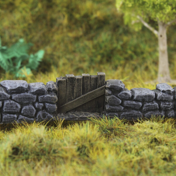 Dry Stone Wall & Gate 7