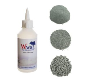 Pack Of 3 Dark Grey Ballast 1