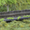 Wooden Fence 7
