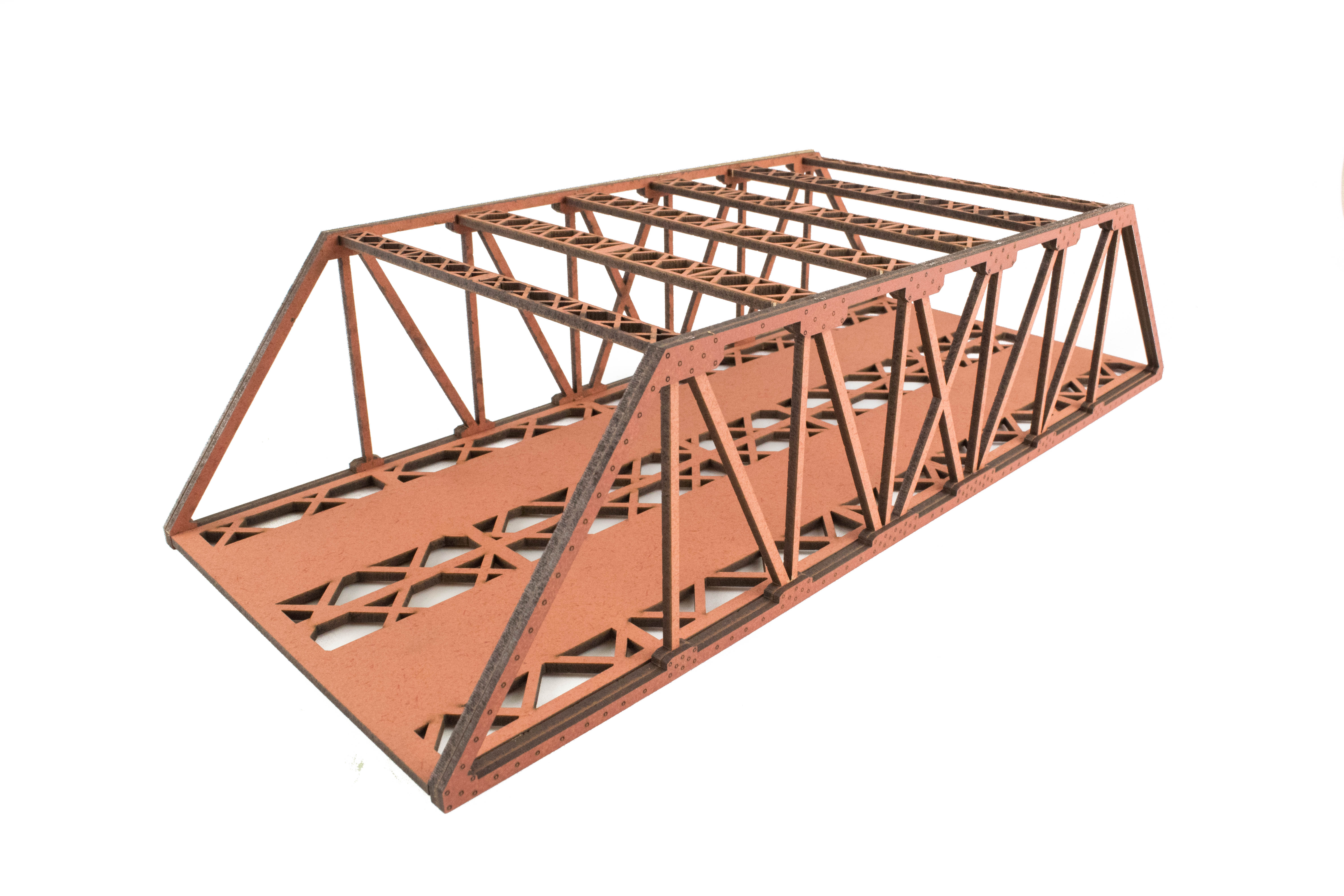 Double Red Girder 1