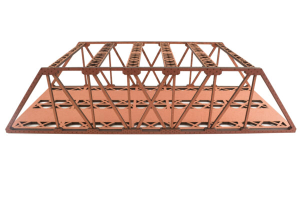 Double Red Girder 5