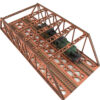 Double Red Girder 6