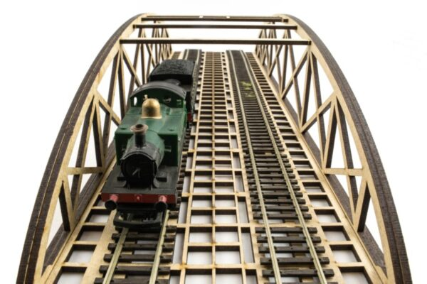Double Track Low Detail 7