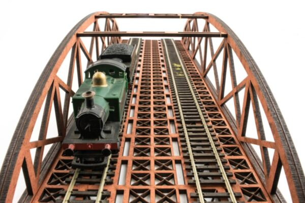 Double Track Red 7