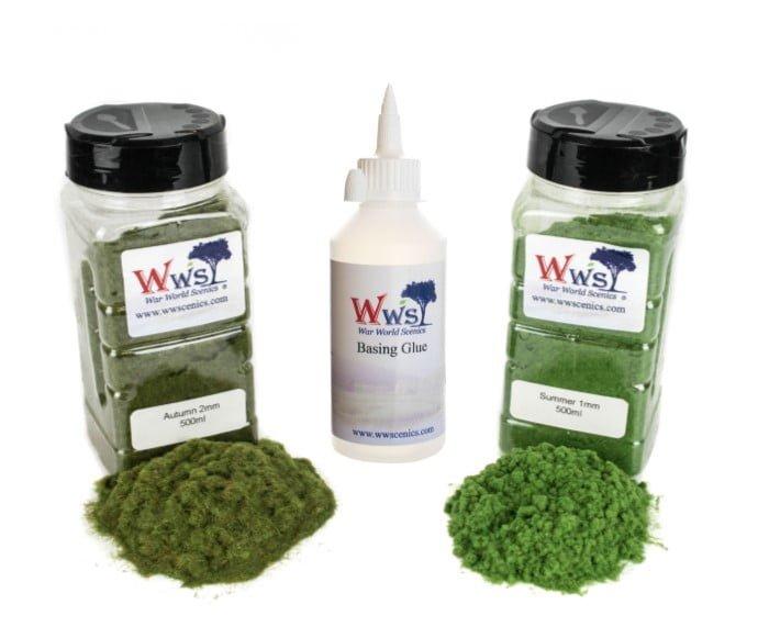 Forest Grass Kit 1