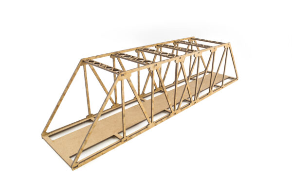 Single Low Detail Girder 1