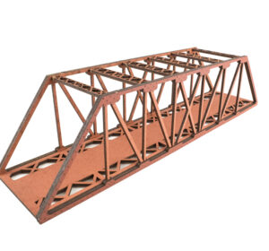 Single Red Girder 1