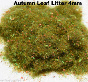 Autumn Leaf Litter 4mm