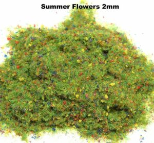 Summer Flowers 2mm