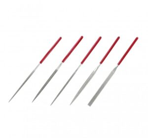 22.diamond Needle File Set X 5 (1)
