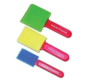 Pack Of 3 Sponge Spreaders 30 0719 Wws012