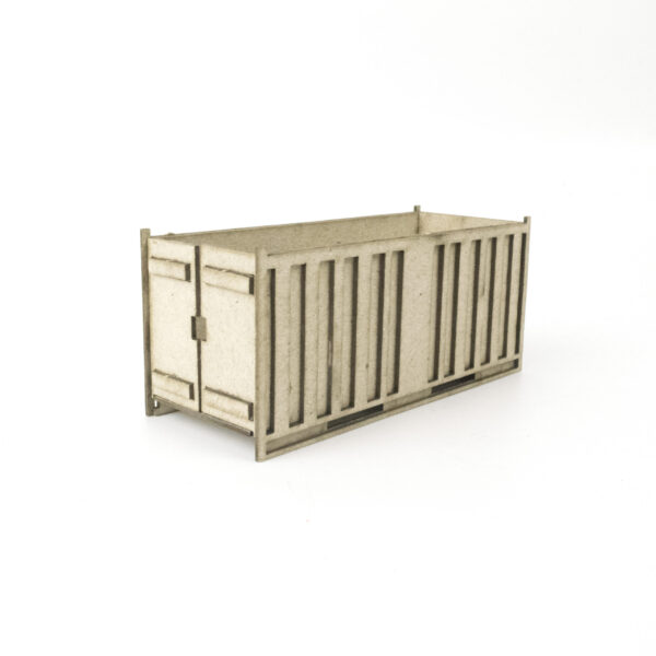 20ft Open Top Container 3