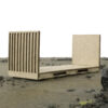 Open Side Top 20ft Shipping Container 6