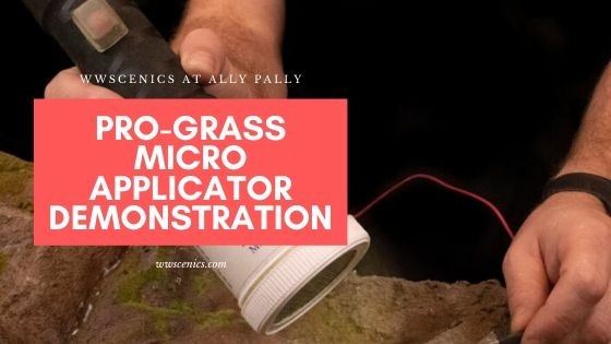 Pro Grass Box Applicator Demonstration (1)