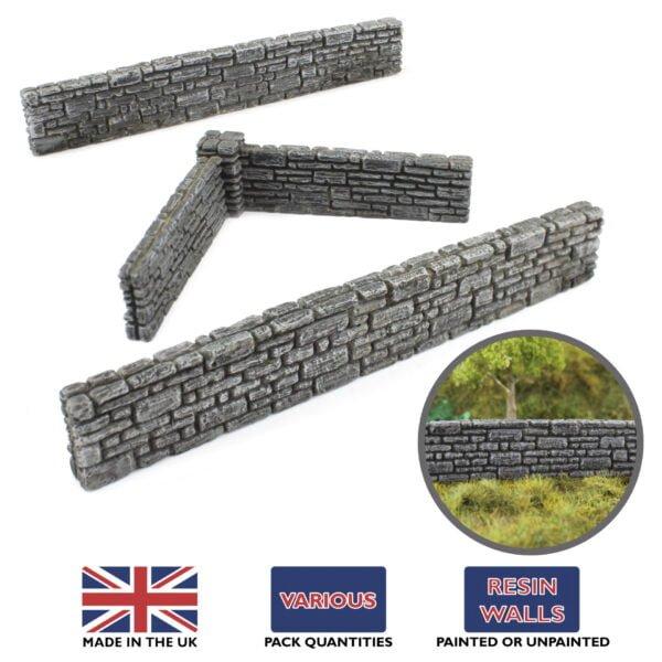 Farm Stone Walls Variation