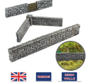 Farm Stone Walls Variation