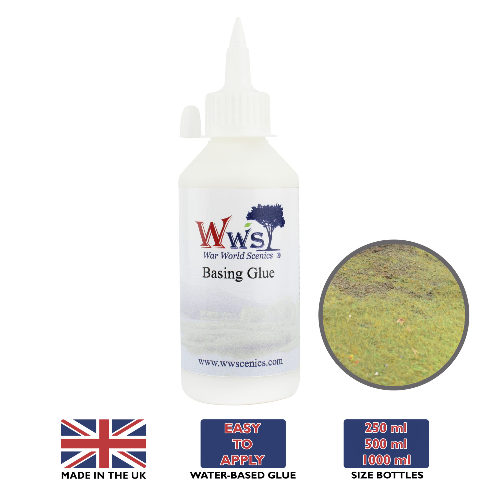 Basing Glue Variation