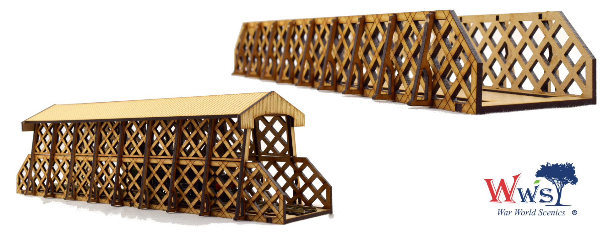 Tempvar Lattice Bridges