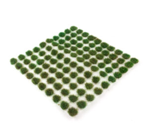 Autumn 4mm Static Grass Tufts 2