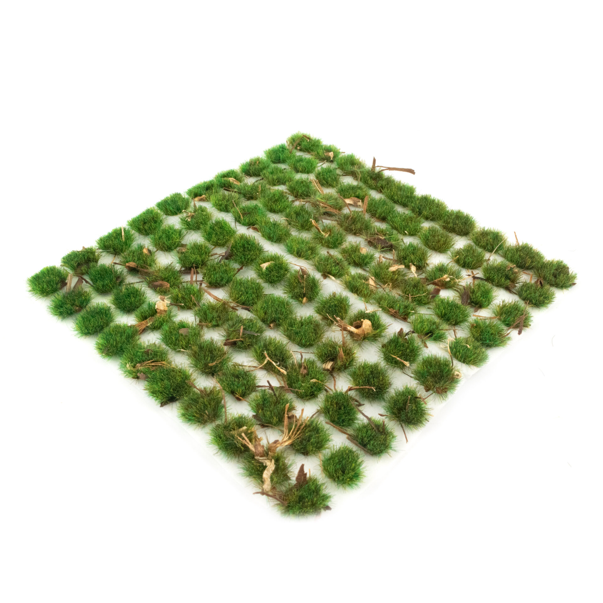 Forest Ground Cover 4mm Static Grass Tufts 2