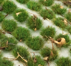 Forest Ground Cover 4mm Static Grass Tufts 3