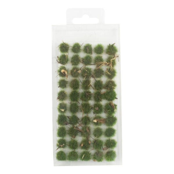Forest Ground Cover 4mm Static Grass Tufts 5