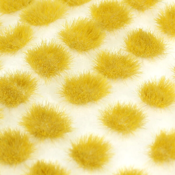 Golden Wheat 4mm Static Grass Tufts 3