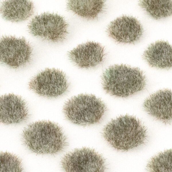 Melting Snow 2mm Static Grass Tufts 3