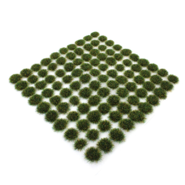 North European 4mm Static Grass Tufts 2