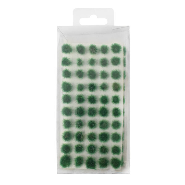 Pasture 4mm Static Grass Tufts 5