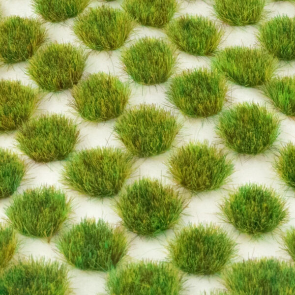 Spring 4mm Static Grass Tufts 3