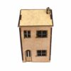 Single House Front X1 5
