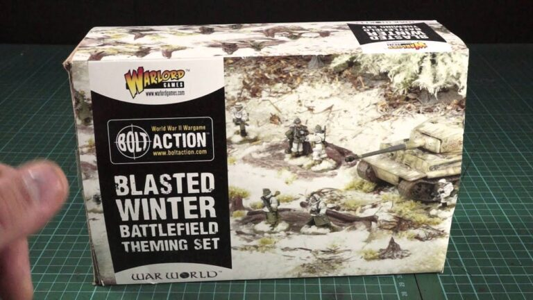 Blasted Winter Kit We Supply Warlord Games
