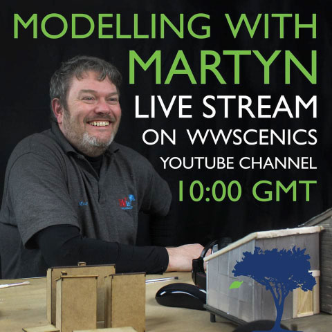 MODELLING WITH MARTYN
